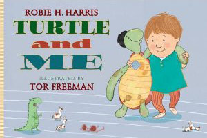 Turtle and Me book cover