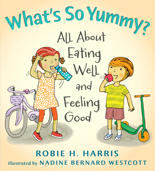 What's So Yummy? book cover